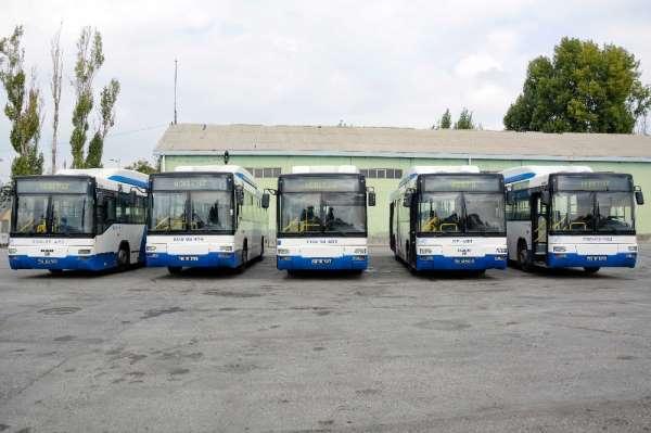 Hacettepe Üniversitesi Beytepe Kampüsünde 5 solo otobüs hizmet verecek