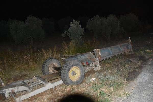 İzmir'de feci kaza: 1'i ağır 5 yaralı