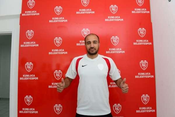 Kumluca Belediyespor yeni forvet oyuncusu transfer etti