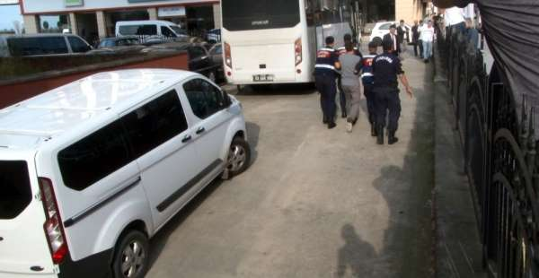 Rize Emniyet Müdürü Verdi'yi şehit eden polis memurunun ilk duruşması tamamlandı