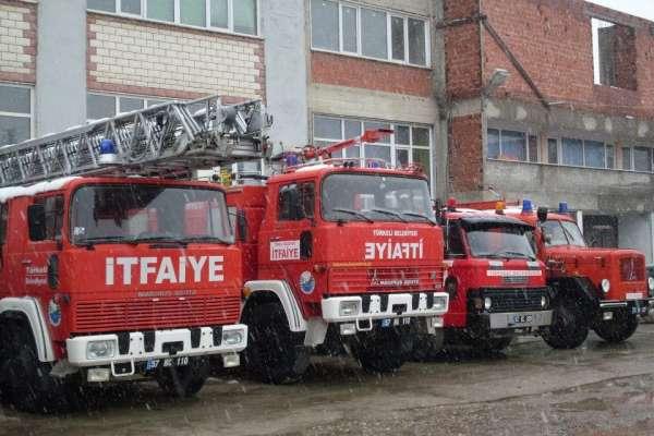 Türkeli'de itfaiye binası taşınacak