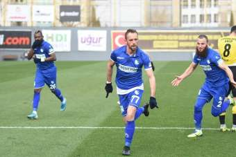 BB Erzurumspor'un gizli golcüsü: Jasmin Scuk