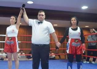 Bilecikli kick boksçu Türkiye şampiyonu oldu
