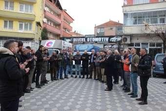 Türkeli'den depremzedelere yardım eli