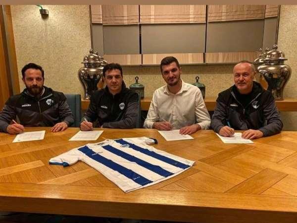 (Özel Haber) FC Shkupi'nin yeni teknik direktörü Hasan Özer oldu