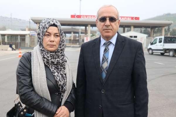 Suriyeli Türkmenlerden hain saldırıya tepki