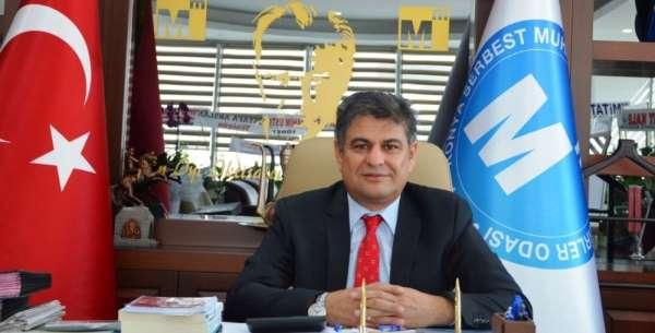 Konya SMMMO Başkanı Erdal: Mesleğimiz iktisadi hayatın vazgeçilmez bir unsuru olmuştur