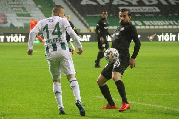 TFF 1 Lig: Giresunspor: 1 - Altay: 2