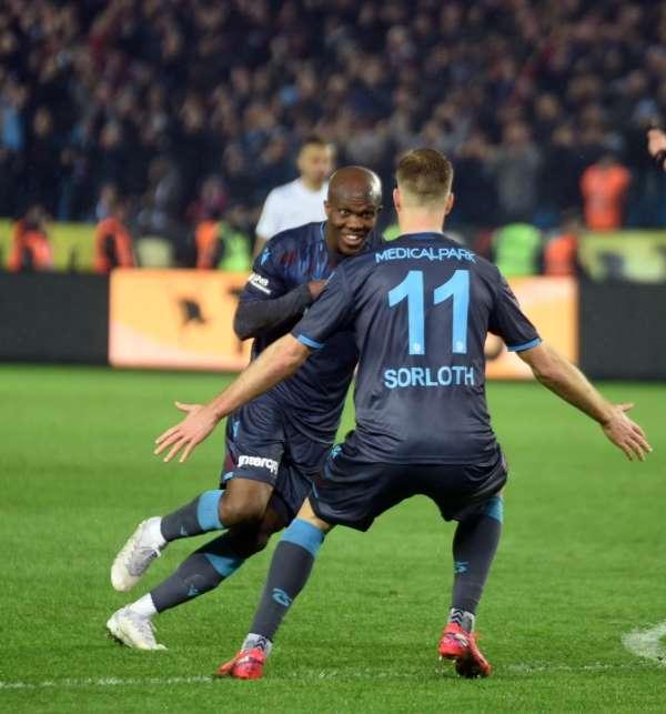Süper Lig'in en iyi hücum ikilisi Sörloth ve Nwakaeme Avrupa'da yıldızları zorlu