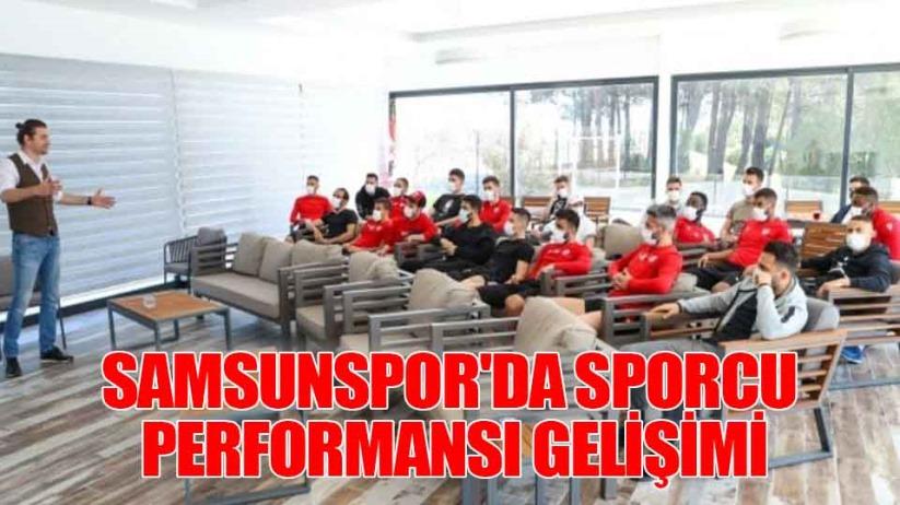 Samsunsporda Sporcu Performansı Gelişimi
