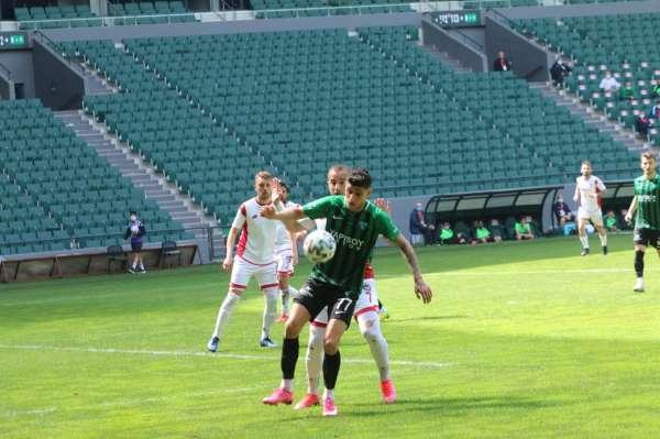 2. Lig: Kocaelispor: 4 - Hacettepe Spor: 1