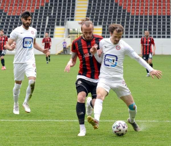 2. Lig: Yeni Çorumspor: 1 - Zonguldak Kömürspor: 0