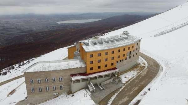 Akdağ, kış sporları turizminde yeni merkez olmaya aday