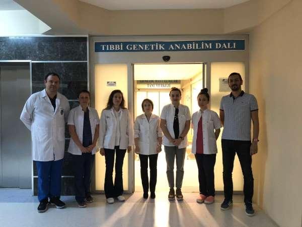Trakya Üniversitesi Tıp Fakültesi 'Türk Genom' projesinde