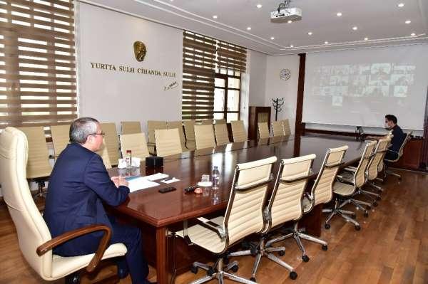 Zafer Kalkınma Ajansı 4. Dönem Yönetim Kurulu Toplantısı yapıldı