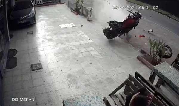 1 kişinin öldüğü kazada 2 kişi ölümden kıl payı kurtuldu