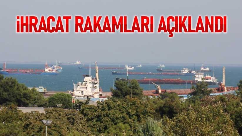 Orta Karadenizde nisan ayında ihracat arttı