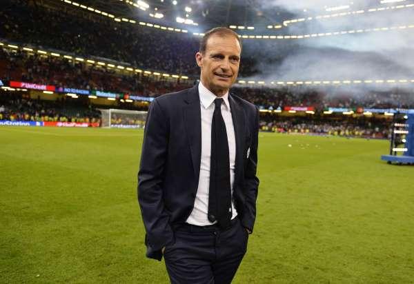 Allegri Juventusa döndü
