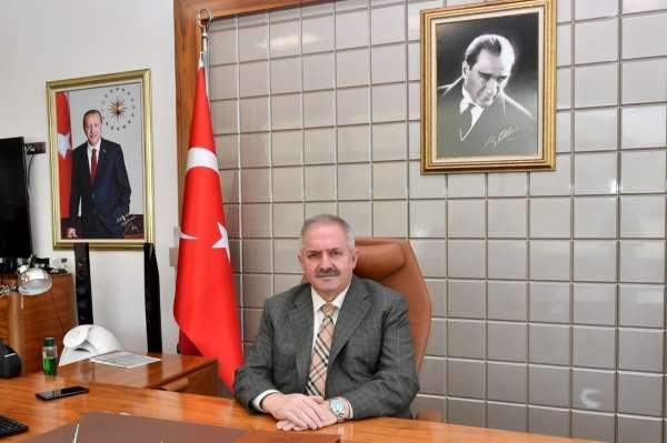 Başkan Nursaçan Kayserili sanayicileri tebrik etti