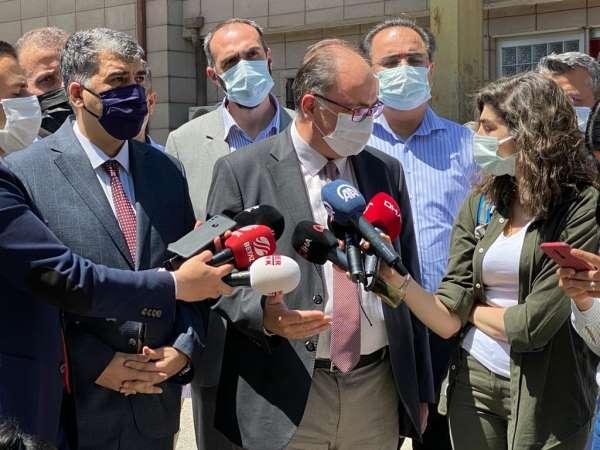 Başkentte doktora bıçaklı saldırı