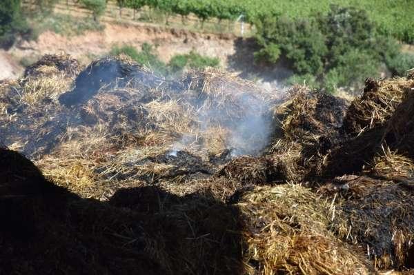 İl Müdürü Öztürkten hayvan yetiştiricilerine yangın uyarısı