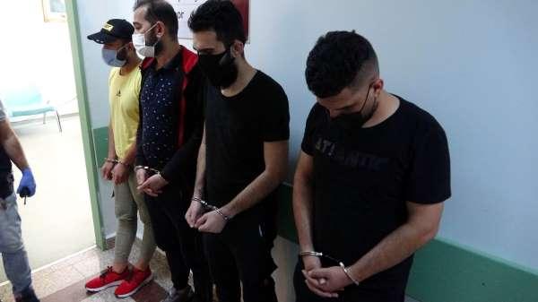 PUBG çetesi operasyonunda yabancı uyruklu 4 kişiye adli kontrol