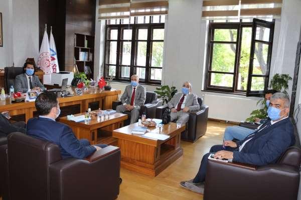 SERKAda Kars Lojistik Merkezi açılış toplantısı yapıldı