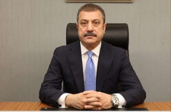 TCMB Başkanı Kavcıoğlu: Sıkı parasal duruş, dışsal ve geçici oynaklıklara karşı önemli bir tampon işlevi gör