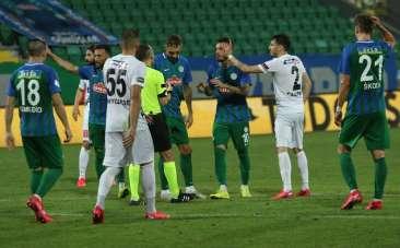 Süper Lig: Çaykur Rizespor: 2 - Yukatel Denizlispor: 2 (Maç sonucu)