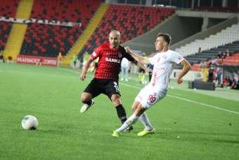 Süper Lig: Gaziantep FK: 1 - FTA Antalyaspor: 1 (Maç sonucu)