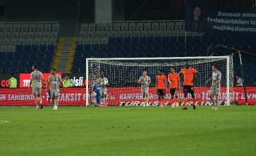 Süper Lig: Medipol Başakşehir: 1 - Galatasaray: 1 (Maç sonucu)