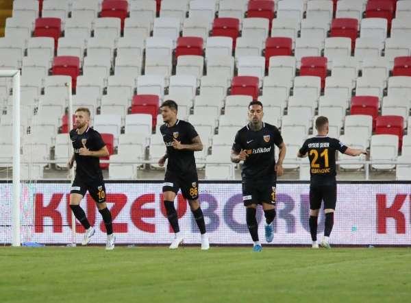 Süper Lig: Sivasspor: 0 - Kayserispor: 2 (Maç sonucu)