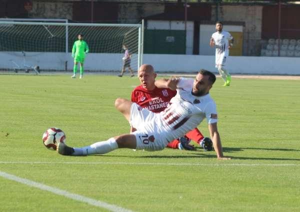 TFF 1. Lig: Hatayspor: 2 - Balıkesirspor: 0