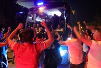 Adana Valiliği'nden Adana Demirsporlu taraftarlara jest