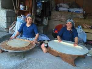 Amasya'da bayram hazırlıkları