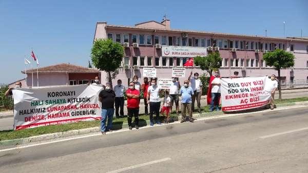 Halı saha işletmecileri isyan etti: 'Hamamlar açık, halı sahalar kapalı'
