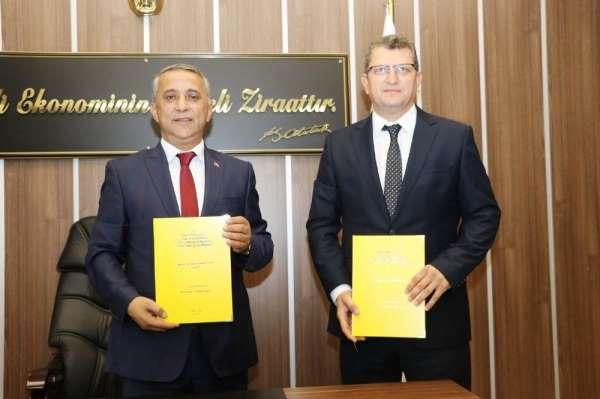 'Mera Islah ve Amenajman Projesi' uygulama protokolü imzalandı