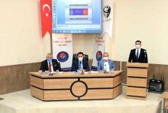 Vali Masatlı'dan Amasya OSB müteşebbis heyeti ve sanayicilerle toplantı