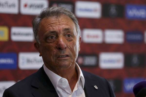 Beşiktaş Başkanı Ahmet Nur Çebi: Yayıncı kuruluşlarla ihaleyi yapan kulüplerin bir araya geldiği bir anonim ş