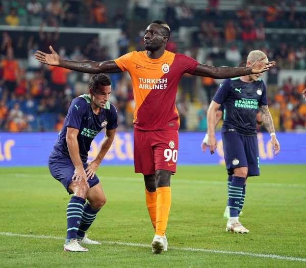 Galatasarayın golü Mbaye Diagneden