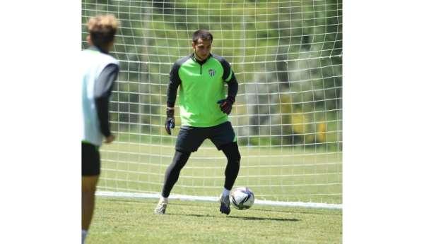 Samsunspor maçı sonrası Bursasporda hazırlıklar devam etti