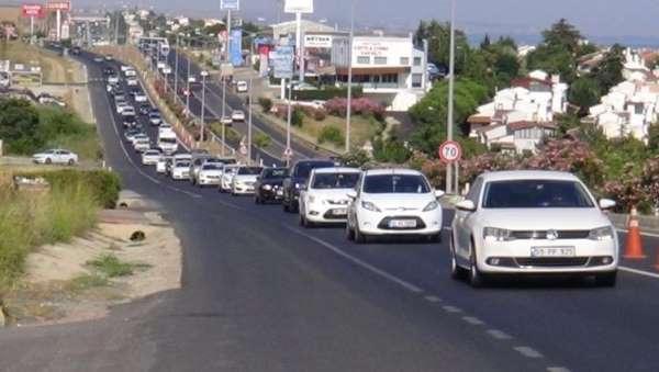 Tekirdağ, Türkiye genelindeki motorlu kara taşıtlarının yüzde 1,2sine sahip