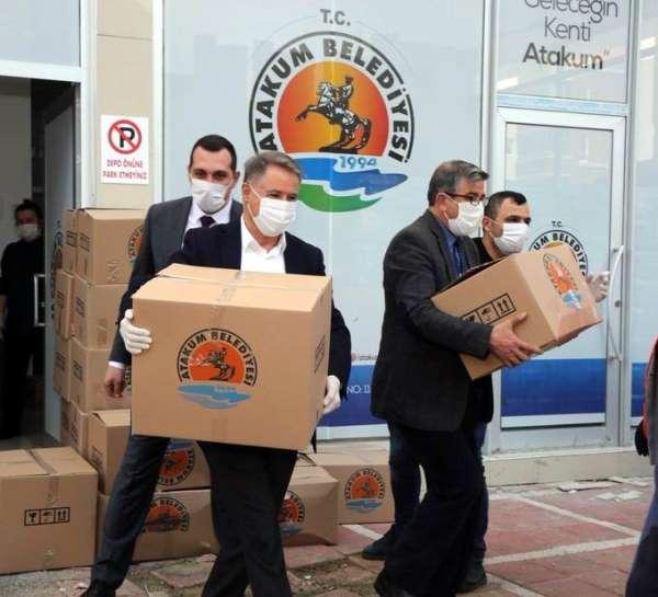 Atakum Belediye Başkanı Cemil Devecinin Kovid-19 testi pozitif çıktı