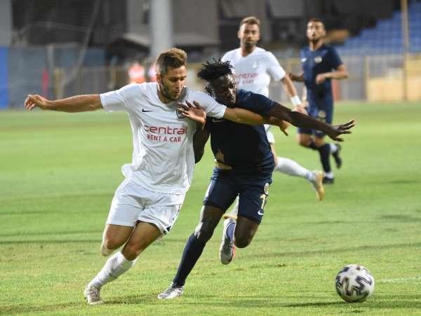 TFF 1. Lig: Menemenspor: 2 - Tuzlaspor: 5