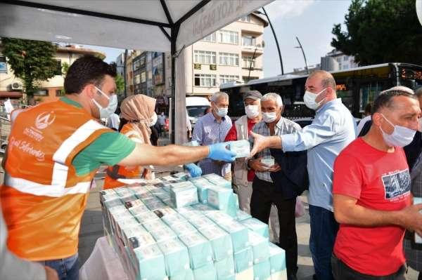 Altınordu Belediyesi kandil geleneklerini yaşatıyor