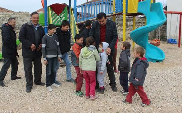 Samsun Haberleri: Havza'da Kırsal Mahallere 50 park
