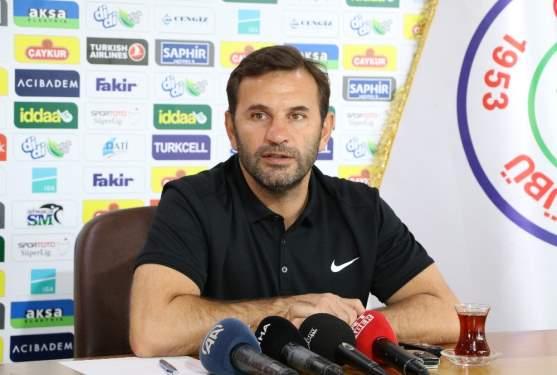 Okan Buruk: 'Futbolcumuz, yöneticimiz ceza alıyorsa bu hakemlerimiz de almalı'