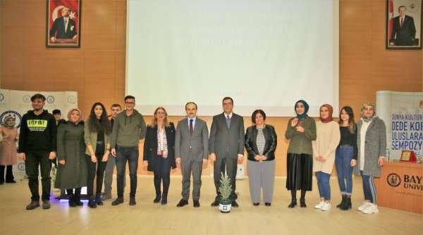 Merkez Valisi Yeter, Bayburt Üniversitesi'nde Kültür ve Yerel Yönetimler konulu