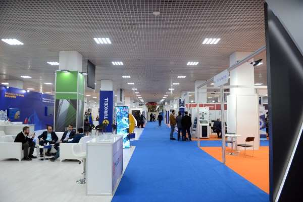 Türkiyenin ilk veri merkezi fuarı kapılarını açtı