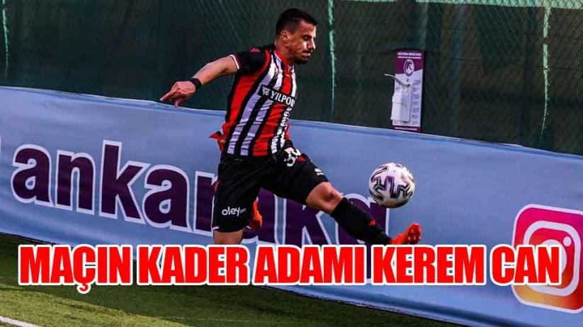 Samsunspor Maçının Kader Adamı Kerem Can